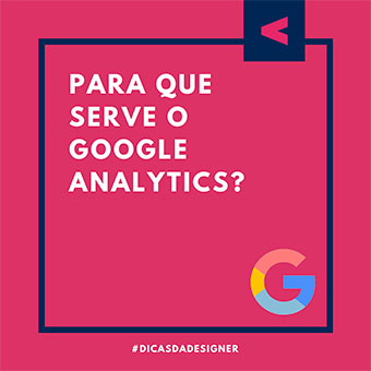 Amostra do Para que serve o Google Analytics?